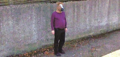 Stinque » Reasons to Wear a Horse Head in Public