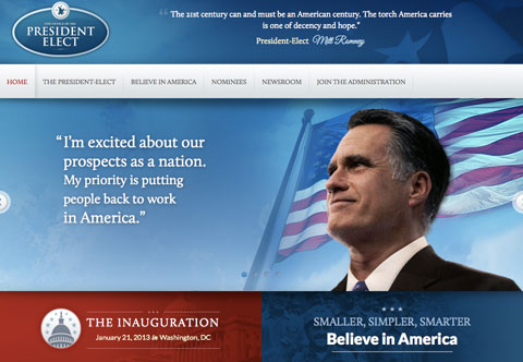 Stinque mitt romney elected the 45th president of the - Define executive office of the president ...